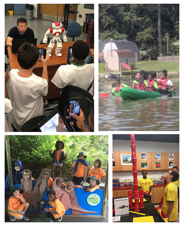 Starbase Victory Summer Camps